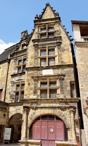 Maison la Boétie (Sarlat la Cáneda, Francia)