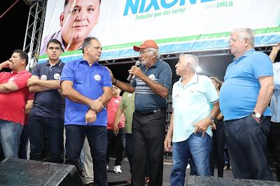"""Caravana da """"Onda Azul"""" faz carreata nos distritos de Alto do ..."""