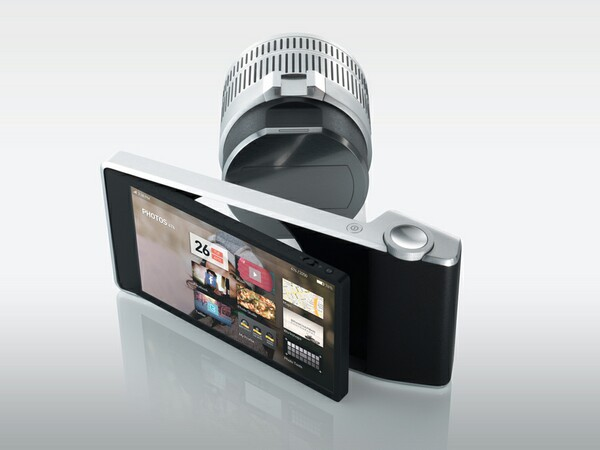 WVIL - Wireless Viewfinder Interchangeable Lens