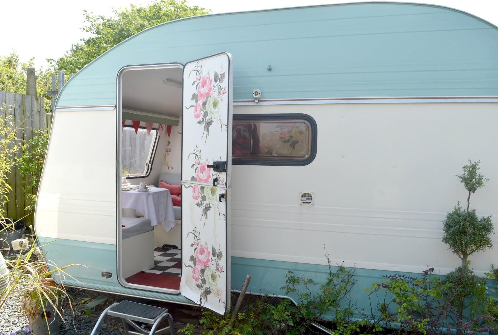 Circa Vintage Caravan Northumberland