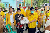 Jabat Plt Ketua Golkar Lampung Selatan, TEC Gelar Rapat Pleno Diperluas