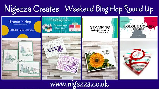 Blog Hop Round Up