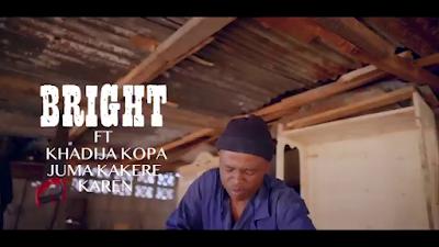 Video   Bright Ft. Khadija Kopa & Juma kakere & Karen - Ndoa