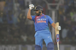 Rohit Sharma 111* vs West Indies 4th T20I Hundred Highlights