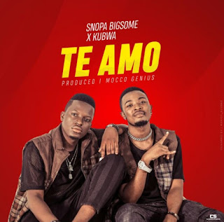 DOWNLOAD AUDIO | Snopa Bigsome X Kubwa – Te Amo mp3