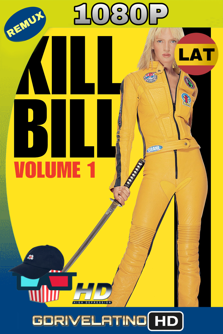 Kill Bill: Vol. 1 (2003) REMUX 1080p (Latino-Inglés) MKV