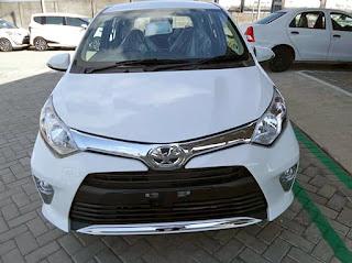 Rental Mobil Toyota Calya di Jakarta