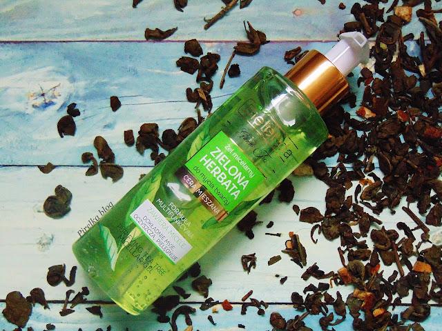 Bielenda, Zielona Herbata - Żel micelarny do mycia twarzy