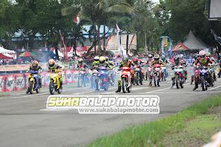 Hasil Lengkap Balap Roadrace Indoclub Championship 25 Maret 2018