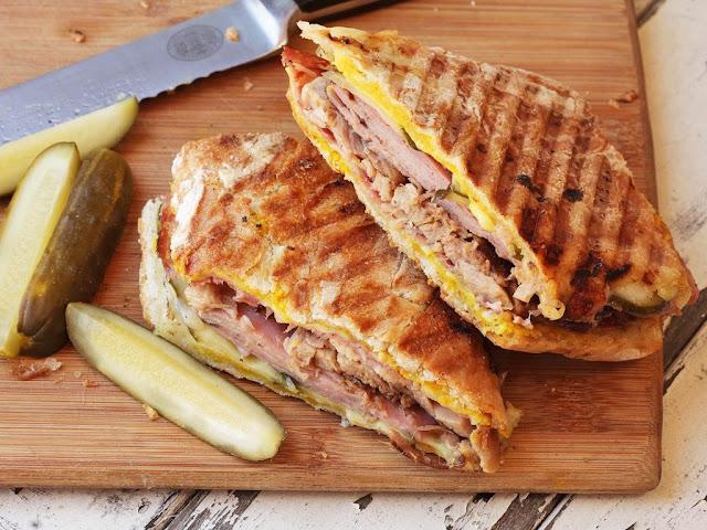 El sándwich cubano: tentación al paladar