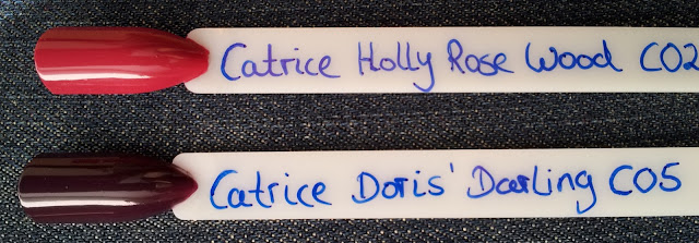 Catrice Hollywood's Fabulous 40ties LE Lacke Swatches