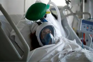Ventilator proving dangerous for corona virus infected, 80% of patients killed