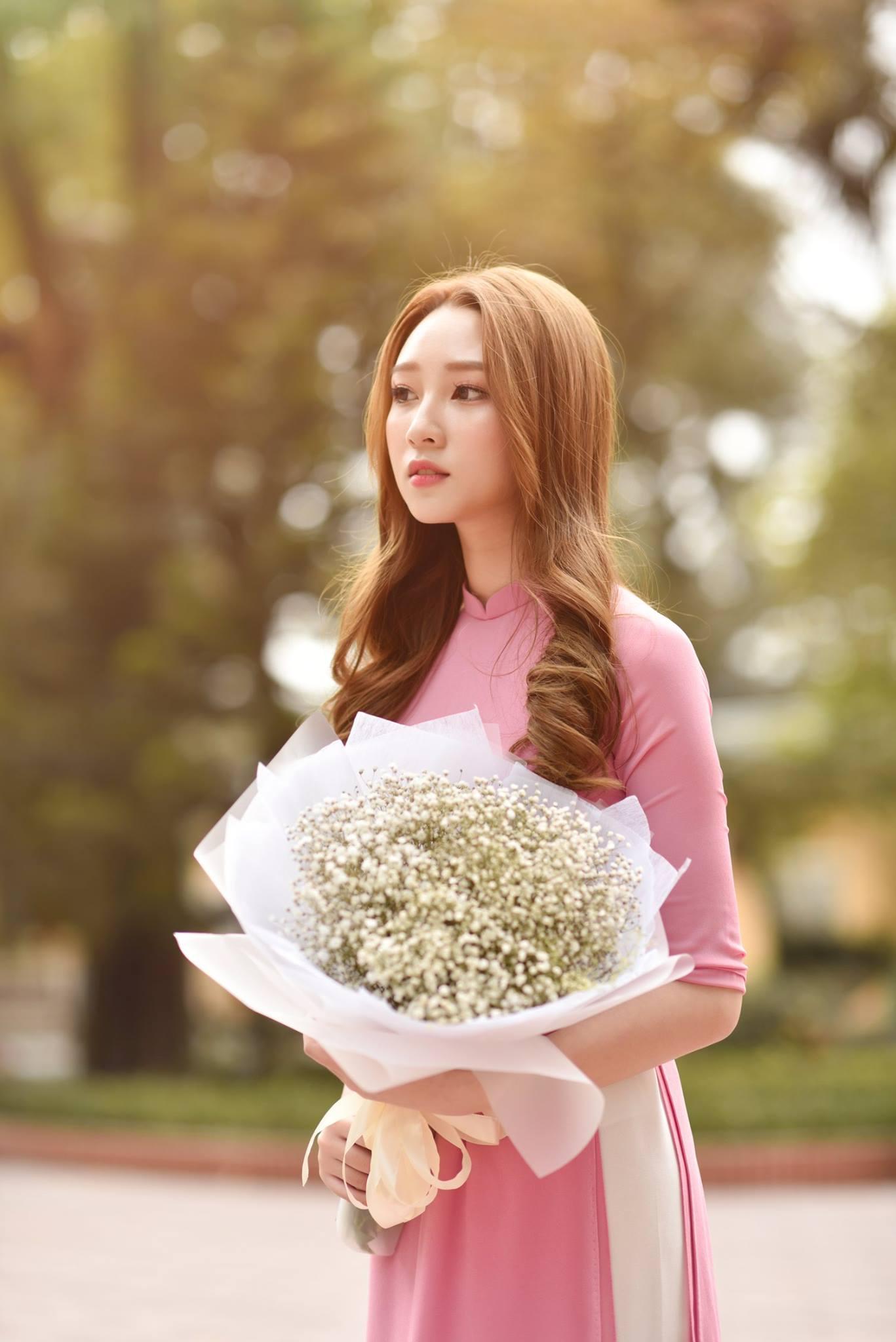 Hot girl Cù Phương Linh sở hữu ngoại hình xinh như mỹ nhân Hàn - 6