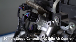 Idle Speed Control (ISC)