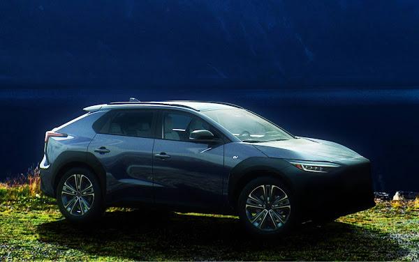 Subaru SOLTERRA: novo SUV 100% elétrico