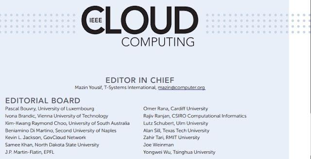 IEEE Cloud Computing Magazine Focuses On GovCloud