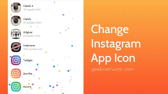 How to Change Instagram App Icon on Android & iPhone