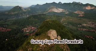 Gunung Cupu Plered Purwakarta
