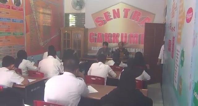 Bawaslu Selayar Laksanakan Ujian Tertulis, Calon PPNPNS 2019