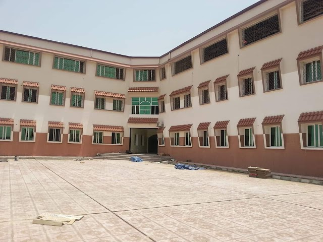 Al Ahgaaf International School - Mukalla