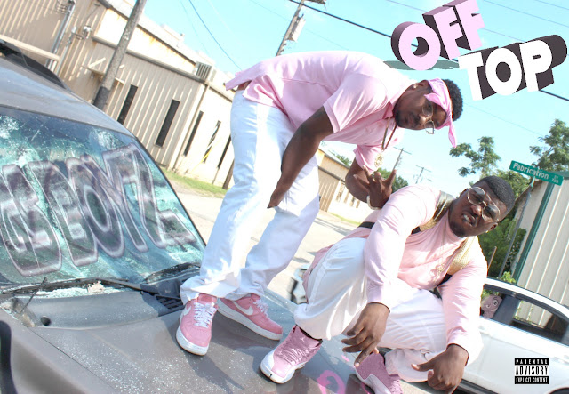 "Official GS Boyz are back with another monster hit single ""Off Top"""