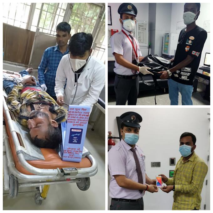 लखनऊ मेट्रो : यात्रियों की छूटी हुई अमानतें सुरक्षित लौटा कायम की भरोसे की मिसाल