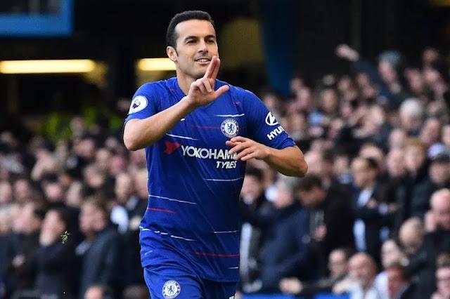 Pedro Desak Chelsea Tidak Kalah Lagi