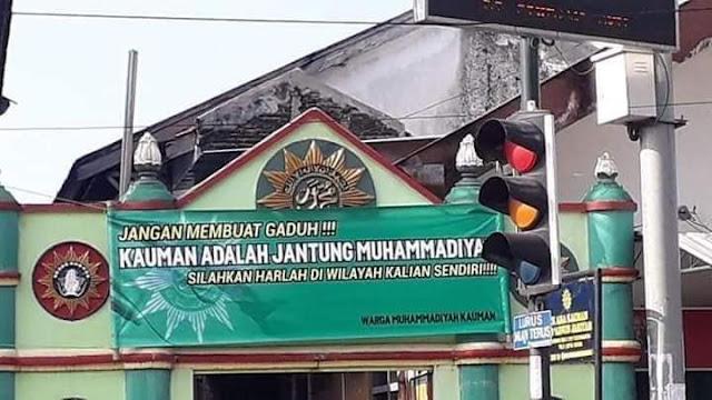 Kalau Aku NU dan Kamu Muhammadiyah, Terus Kenapa?