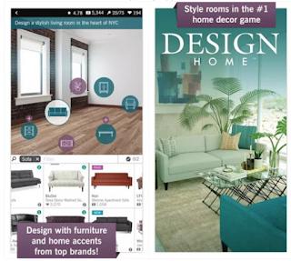 تحميل Design Home  مهكرة كاملة للاندرويد (اخر اصدار)
