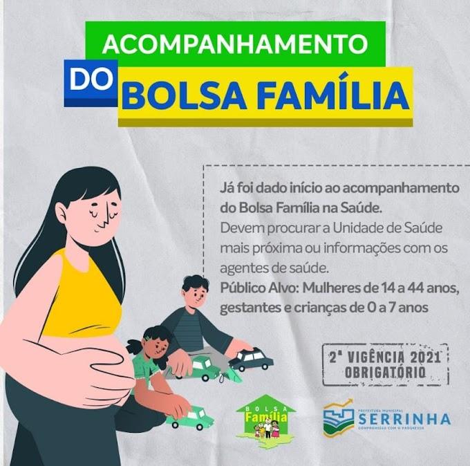 Prefeitura de Serrinha convoca as famílias beneficiárias do Programa Bolsa Família; entenda!