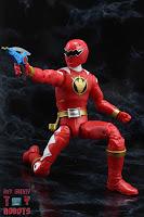 Power Rangers Lightning Collection Dino Thunder Red Ranger 27