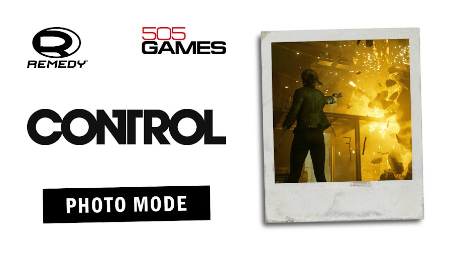 control photo mode feature update 1.04 remedy entertainment 505 games pc epic store ps4 xb1