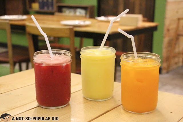 Healthy Juices of Earth Kitchen