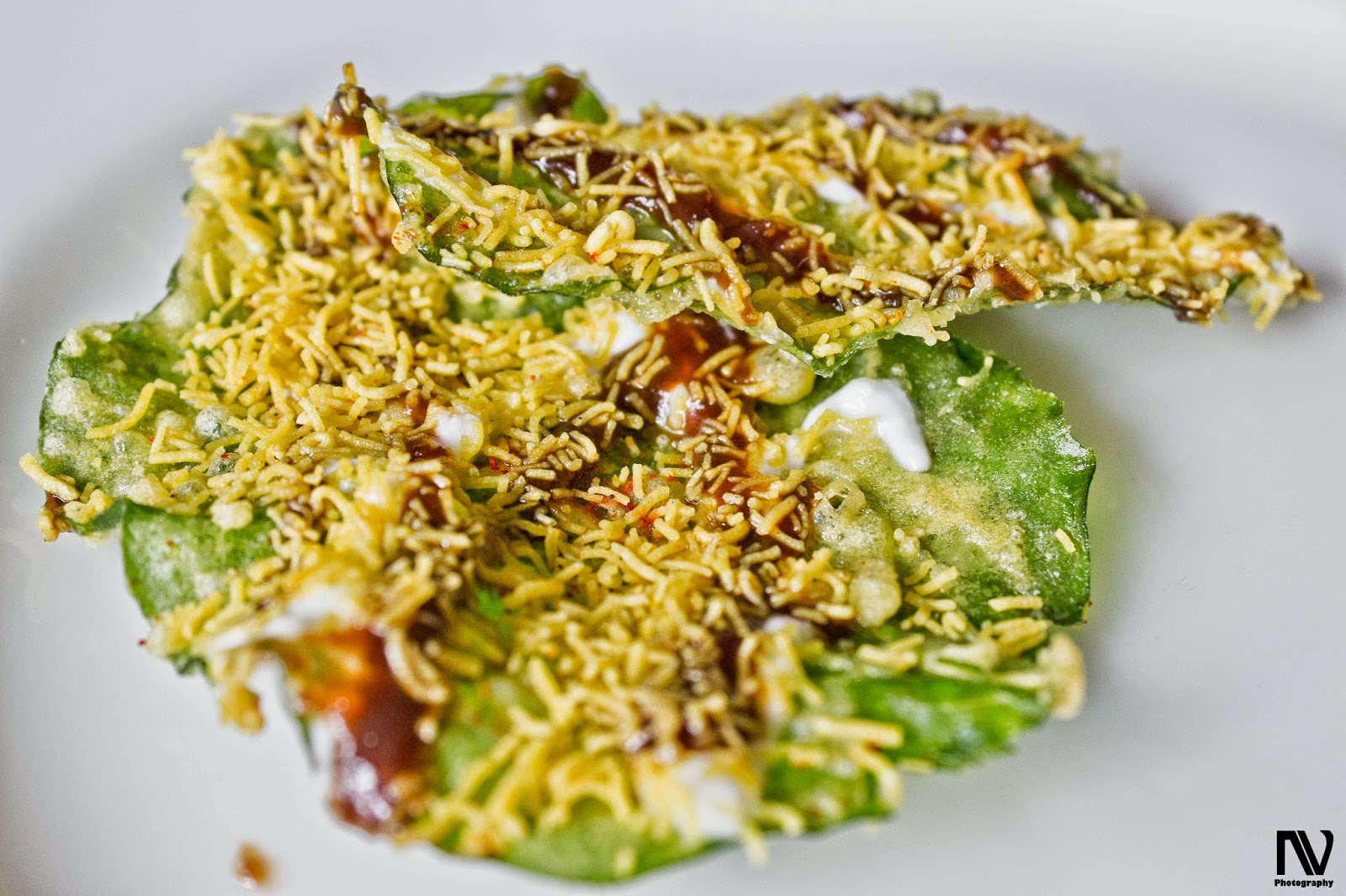 Dilli ki Chaat at The California Boulevard