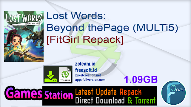 Lost Words Beyond the Page (MULTi5) [FitGirl Repack]