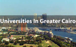 Universities In Greater Cairo
