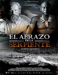pelicula El abrazo de la serpiente (2015)
