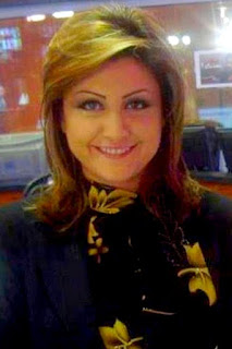 لونا الشبل (Luna Alshebel)، اعلامية سورية