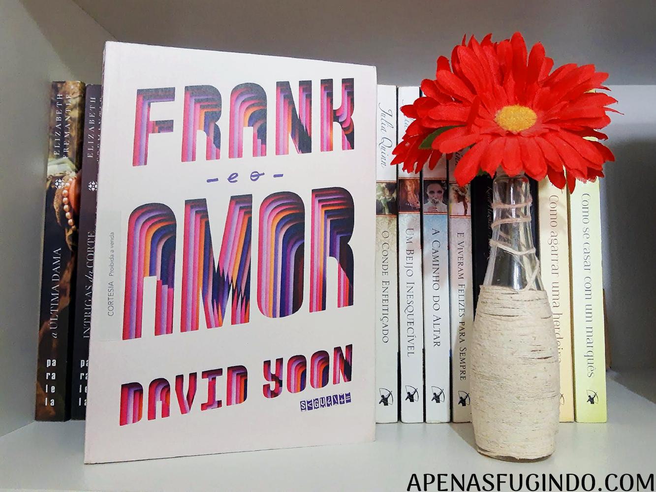 Frank e o amor David yoon