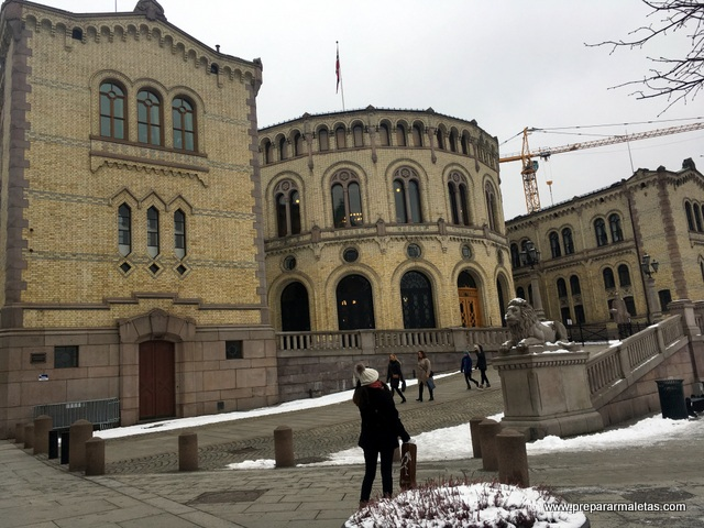 Parlamento de Oslo