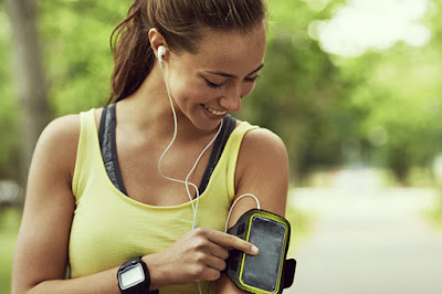Music, workout with music