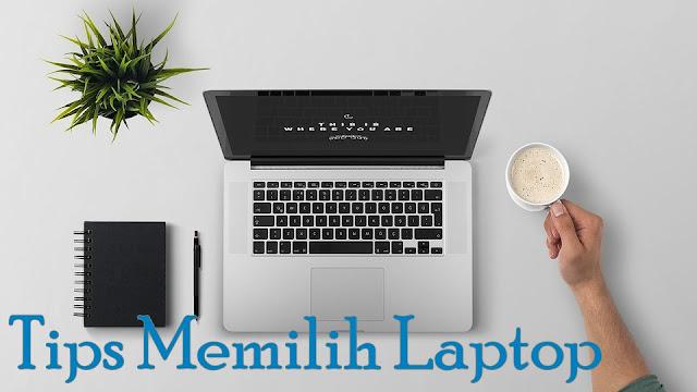 Kiat Memilih Laptop untuk Anak Sekolah