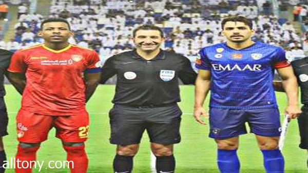 أهداف مباراة نادي الهلال ضد ضمك اليوم  3-0