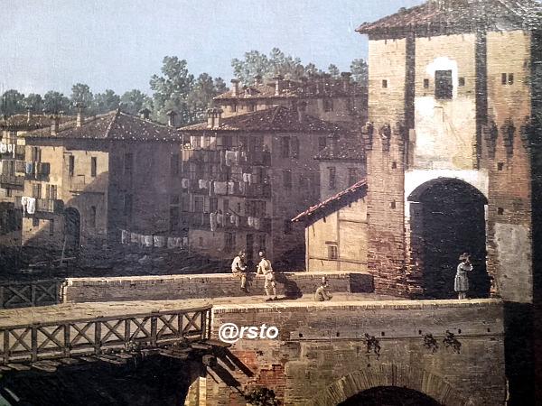 Il porto e il ponte vecchio nella torino di bernardo for Il porto torino