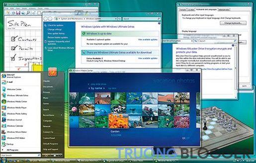 Windows Vista (2006-2008)
