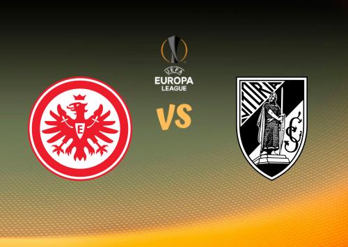 Eintracht Frankfurt vs Vitória Guimarães  Resumen