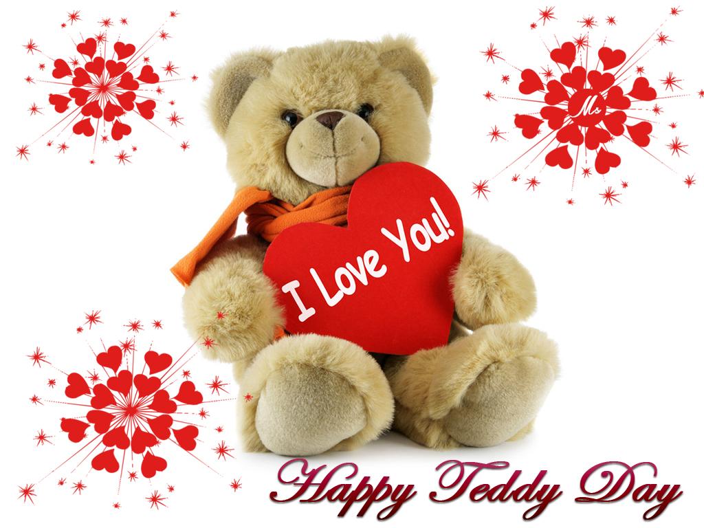 teddy day sms