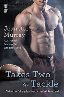 Takes two to tackle | Santa Fe Bobcats #3 | Jeanette Murray
