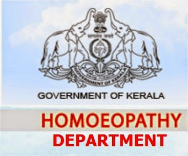 Homeopathy Department Kerala