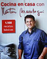 Cocina en casa con Martin Berasategui